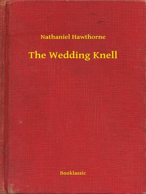 cover image of The Wedding Knell