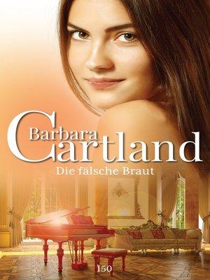 cover image of Die fälsche Braut