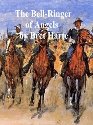 cover image of The Bell-Ringer of Angel's, a collection of stories