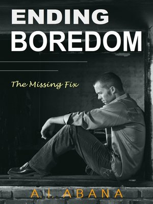 cover image of Ending Boredom