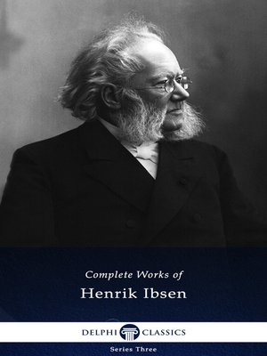 cover image of Delphi Complete Works of Henrik Ibsen