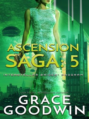 cover image of Ascension Saga