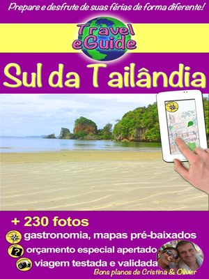 cover image of Travel eGuide: Sul da Tailândia
