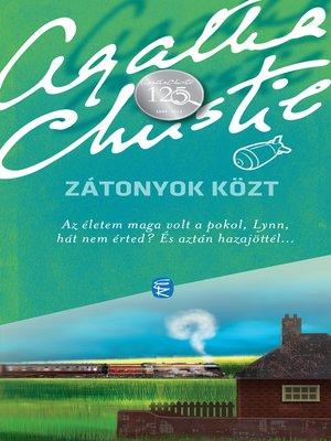 cover image of Zátonyok közt