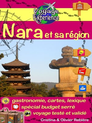cover image of Japon: Nara et sa région
