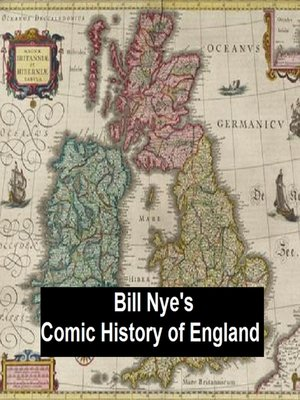 cover image of Bill Nye's Comic History of England.txt