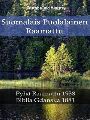 cover image of Suomalais Puolalainen Raamattu