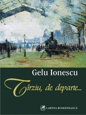 cover image of Tirziu, de departe