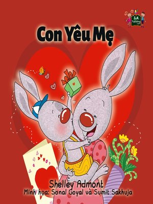 cover image of Con Yêu Mẹ