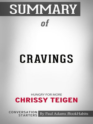 cover image of Summary of Cravings