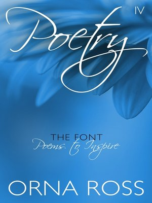 cover image of Poetry IV
