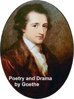 cover image of Poetry and Drama