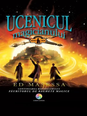 cover image of Ucenicul magicianului