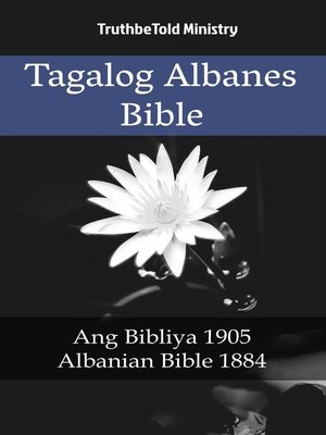 cover image of Tagalog Albanes Bible