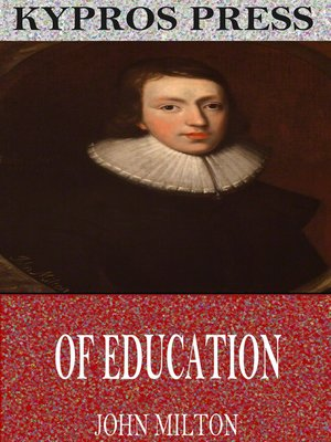 cover image of Of Education
