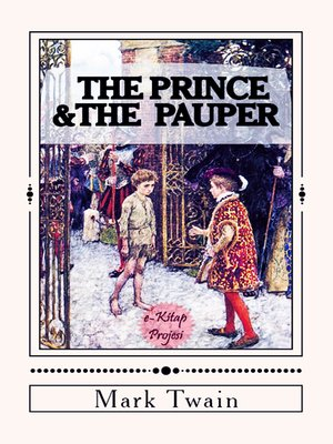 cover image of The Prince & The Pauper