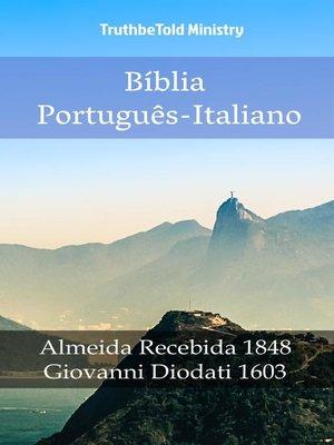 cover image of Bíblia Português-Italiano