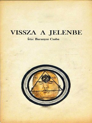 cover image of Vissza a jelenbe