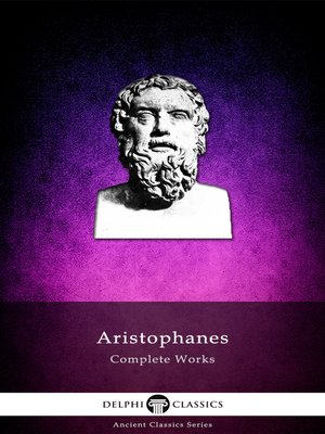 cover image of Delphi Complete Works of Aristophanes