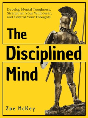 cover image of The Disciplined Mind