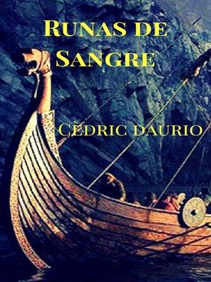cover image of Runas de Sangre