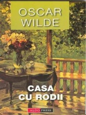 cover image of Casa cu rodii