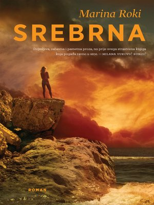 cover image of Srebrna
