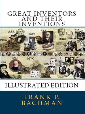 cover image of Great Inventors and Their Inventions