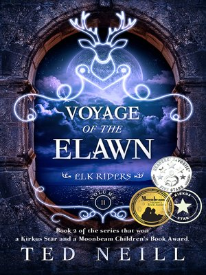 cover image of The Voyage of the Elawn