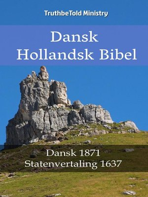 cover image of Dansk Hollandsk Bibel