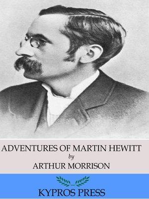 cover image of Adventures of Martin Hewitt