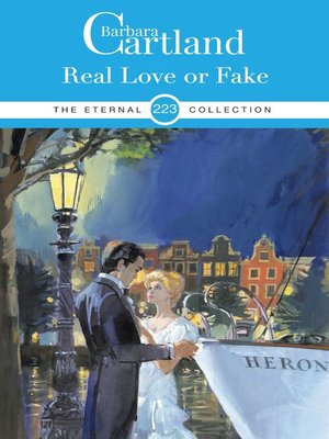 cover image of Real Love or Fake