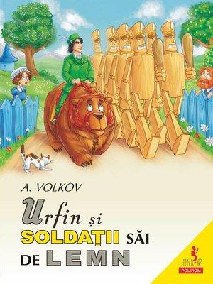 cover image of Urfin şi soldaţii săi de lemn