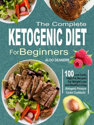 cover image of The Complete Ketogenic Diet for Beginners