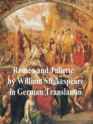 cover image of Romeo und Juliette, in German translation (Wieland)