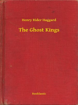 cover image of The Ghost Kings