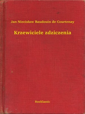 cover image of Krzewiciele zdziczenia
