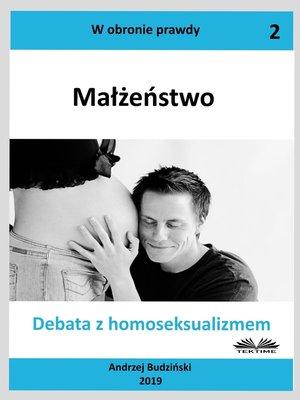 cover image of Małżeństwo