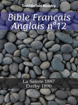 cover image of Bible Français Anglais n°12