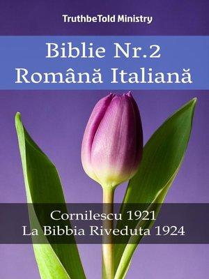 cover image of Biblie Nr.2 Română Italiană