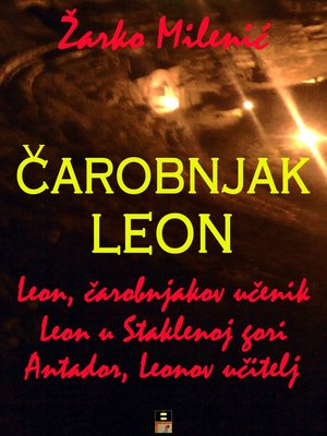 cover image of Carobnjak Leon
