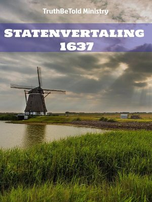cover image of Statenvertaling 1637