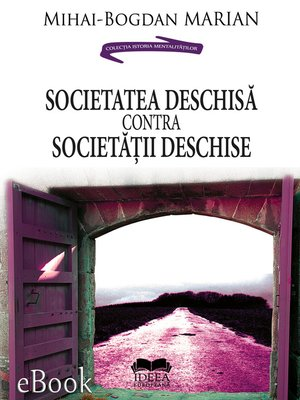 cover image of Societatea deschisă contra Societății deschise