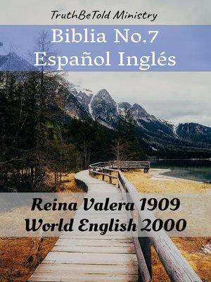 cover image of Biblia No.7 Español Inglés
