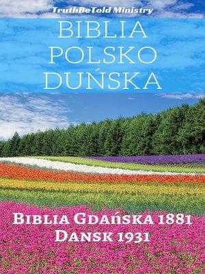 cover image of Biblia Polsko Duńska
