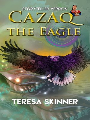 cover image of Cazaq the Eagle