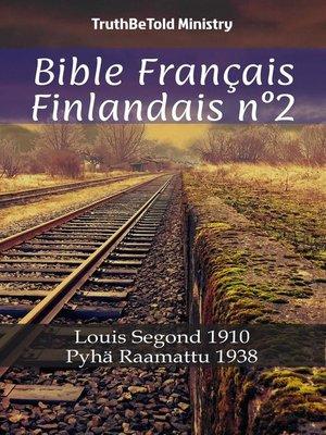 cover image of Bible Français Finlandais n°2