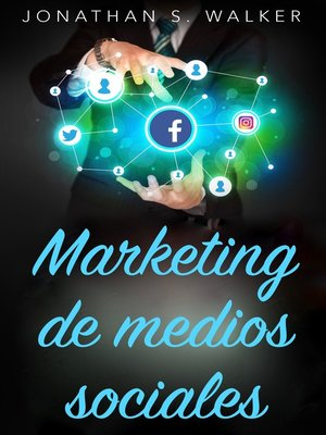 cover image of Marketing de medios sociales