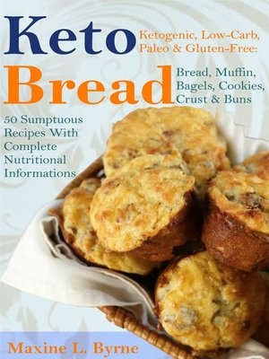 cover image of Keto Bread