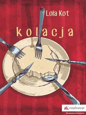 cover image of Kolacja